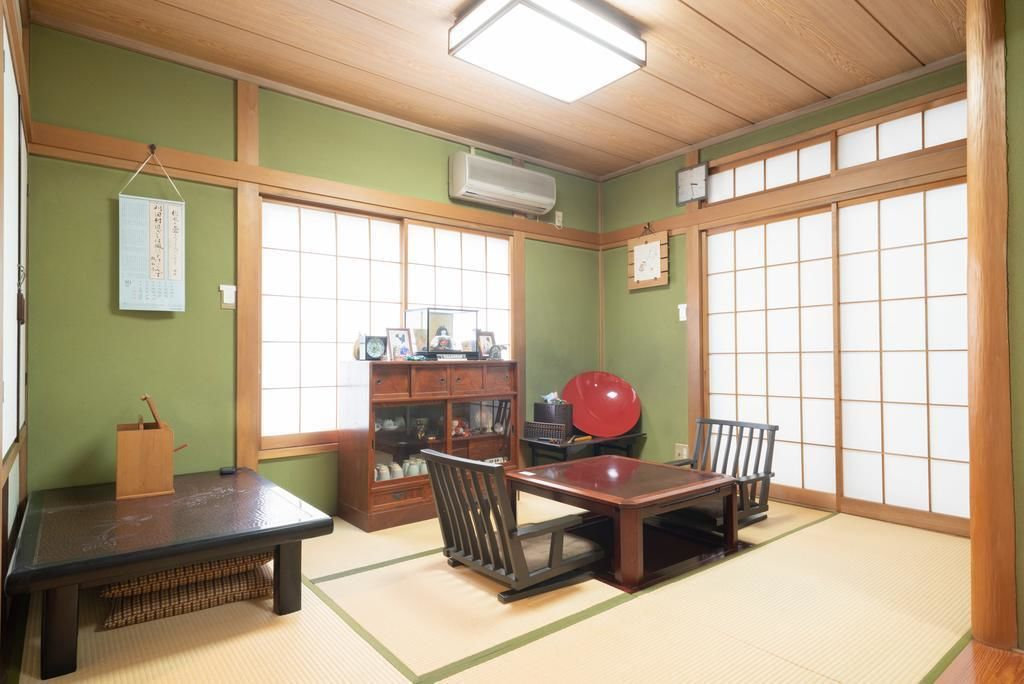 Japan traditional apartment