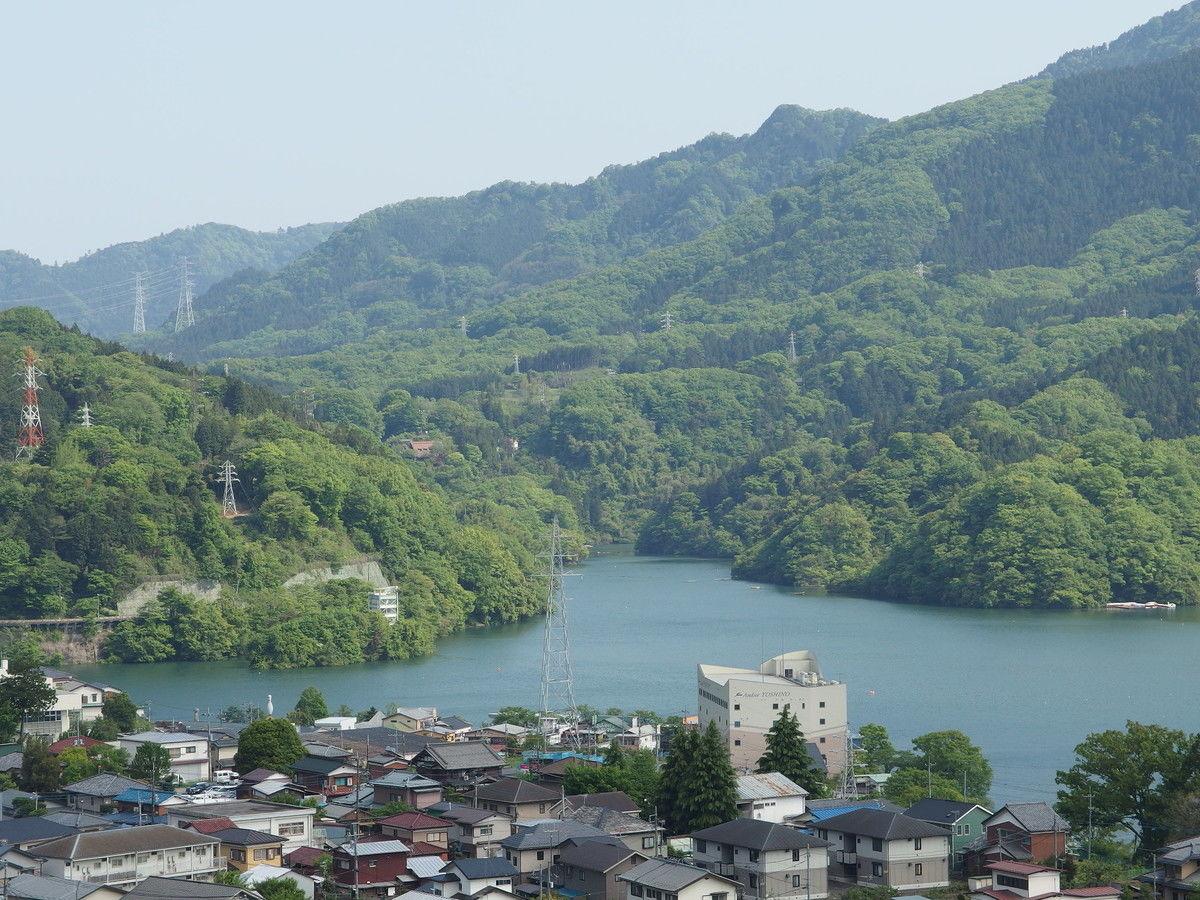 Hike from Hinohara to Lake Sagami