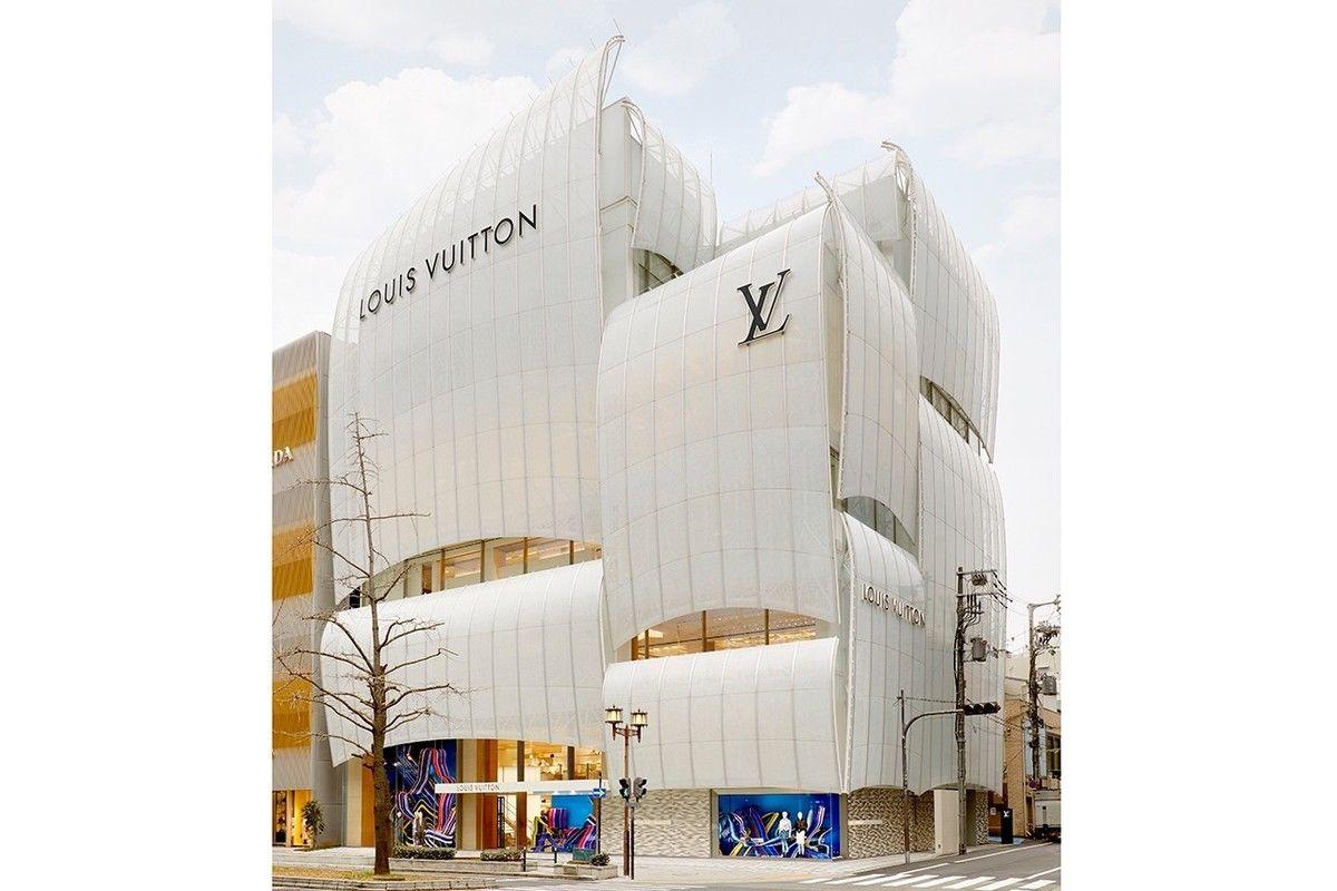 Louis Vuitton Maison Osaka Midosuji